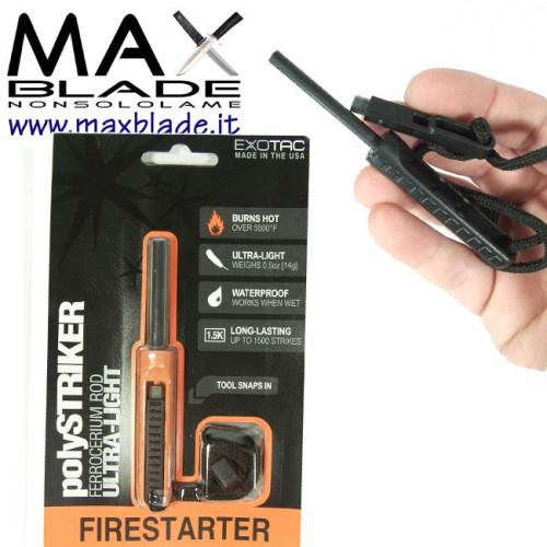 EXOTAC polyStriker XL Arancio acciarino
