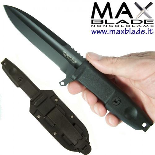 EXTREMA RATIO Defender 2 Black coltello militare tattico