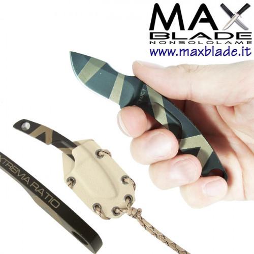 EXTREMA RATIO N.K.1. Neck Knife Desert Warfare
