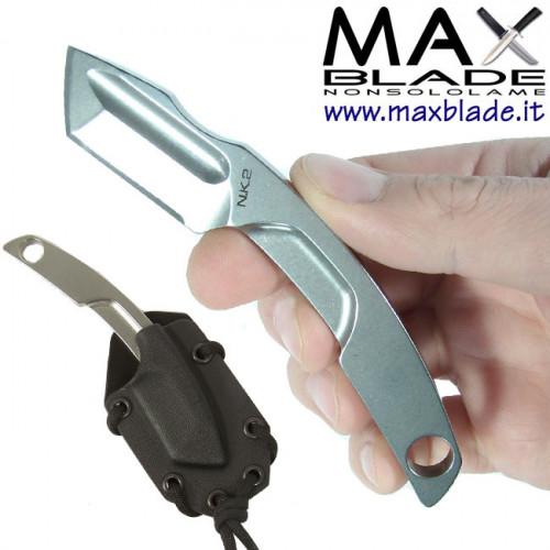 EXTREMA RATIO N.K.2. Neck Knife Stone Washed