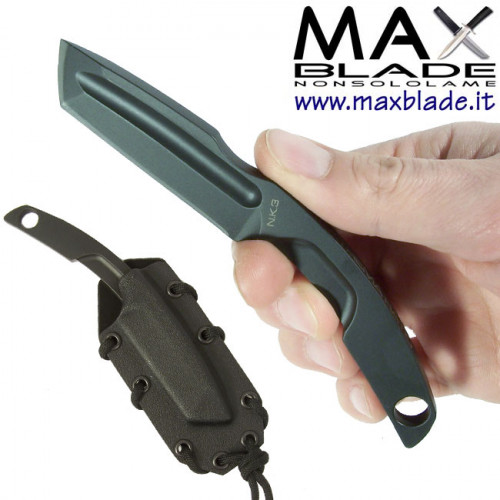 EXTREMA RATIO N.K.3. Neck Knife Testudo