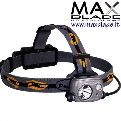 FENIX HP25R torcia LED Frontale ricaricabile 1000 lumens