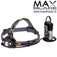 FENIX HP30R torcia LED Frontale ricaricabile 1750 lumens
