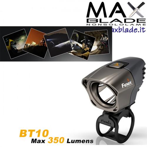 FENIX BT10 torcia LED Bici Bike Light 350 lumens