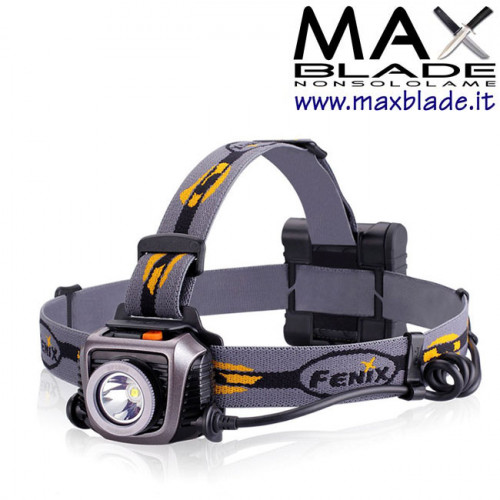 FENIX HP15 torcia LED Frontale 900 lumens Ultimate Editions