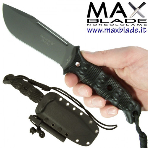 FOX Blackfox TrackMaster Survival G10 e Kydex