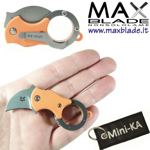 FOX Mini Ka Orange portachiavi utility