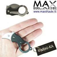 FOX Mini Ka nero portachiavi utility