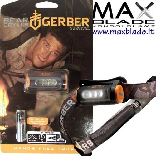 GERBER Bear Grylls Hands Free Torch