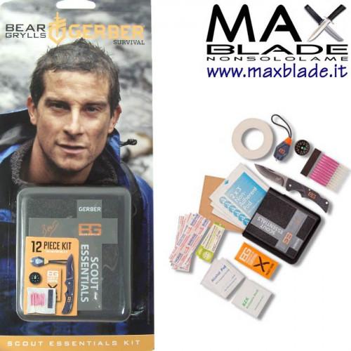 GERBER Bear Grylls Scout Essential Kit