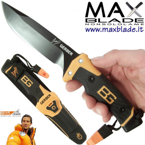 GERBER Bear Grylls Ultimate Pro Knife Filo Piano