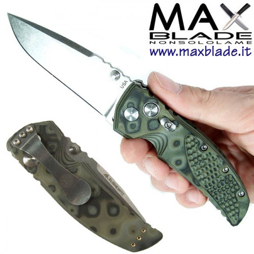 HOGUE EX 01 Tactical Folder Knife Drop 4,5 G10