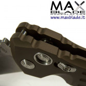 HOGUE EX 01 Tactical Folder Knife Drop 5 Alluminio
