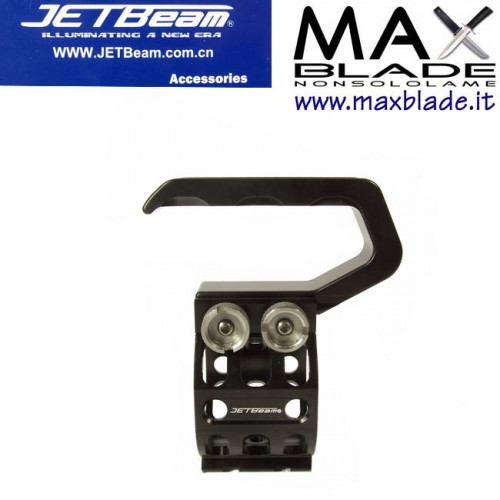 JETBEAM Rail Mount e maniglia
