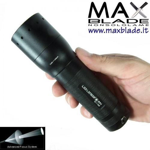 LED LENSER M14 Torcia Led 225 lumens
