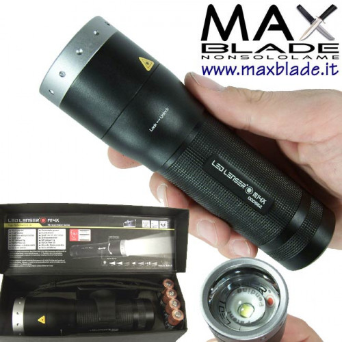 LED LENSER M14X Torcia Led 650 lumens
