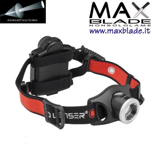 LED LENSER H7.2 Torcia Frontale Led 250 lumens