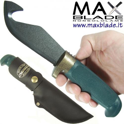 MARTTIINI Coltello Martef verde coltelli Gut Hook