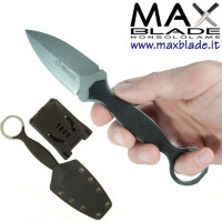 MASERIN Karambit Foglia Neck Knife coltello da collo