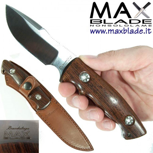 MASERIN Maxblade Bacchilega Hunting Cocobolo