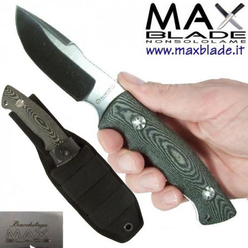 MASERIN Maxblade Bacchilega Hunting Micarta