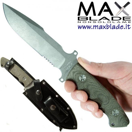 MAX BLADE Military Knife