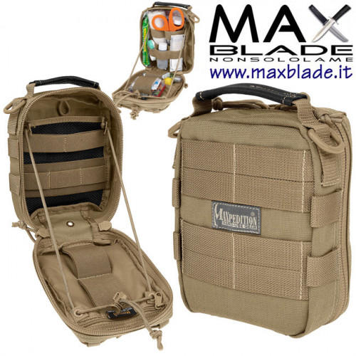 MAXPEDITION FR1 Pocket Organizer Medical Pouch