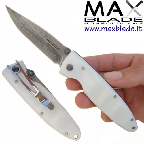 MCUSTA Basic Folder Damasco Corian