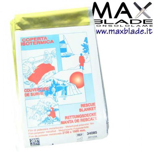 COPERTA Isotermica Rescue Blanket