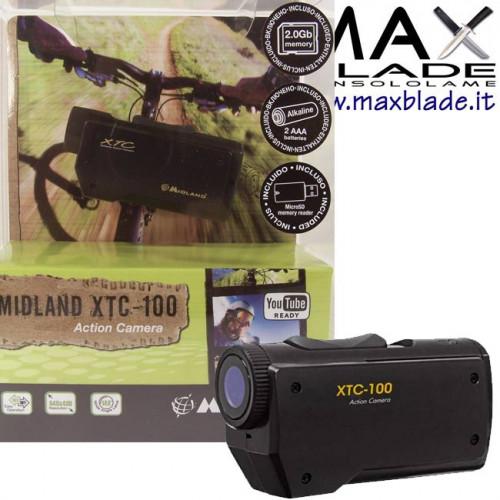MIDLAND Action camera  XTC-100