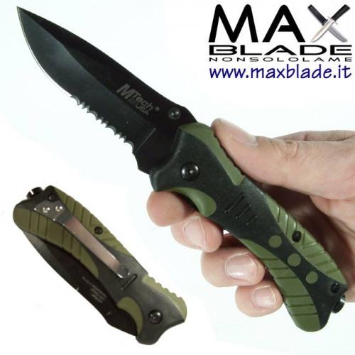 MTECH Tactical Rubber Verde