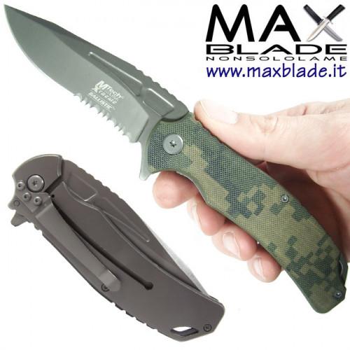 MTECH Xtreme Camo coltello