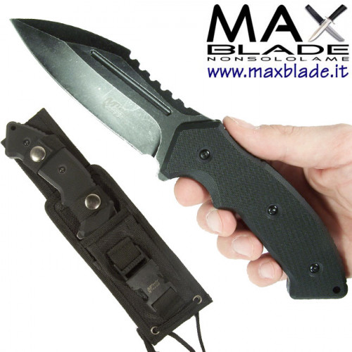 MTECH Xtreme Tactical Operator Black