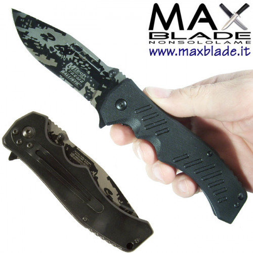 MTECH Xtreme Tactical Utility coltello