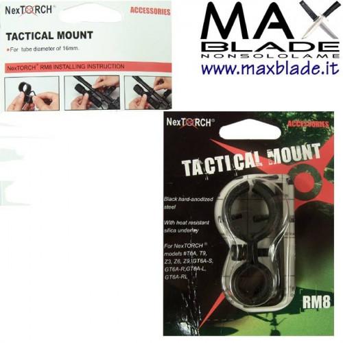 NexTORCH Attacco Torcia Tattico RM8