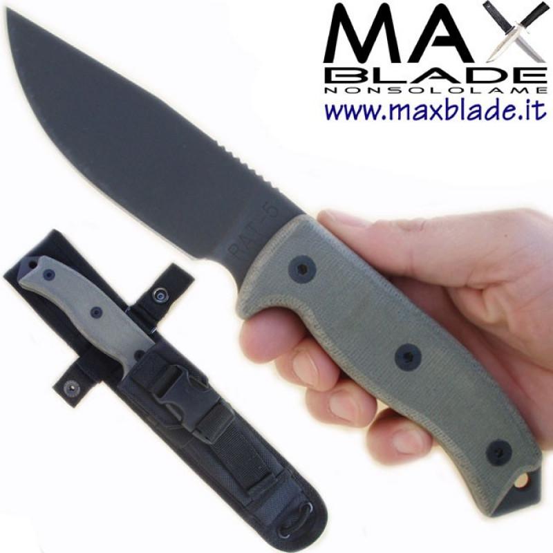 Ontario Knife Company Rat 5 Rat 5: ONTARIO RAT 5