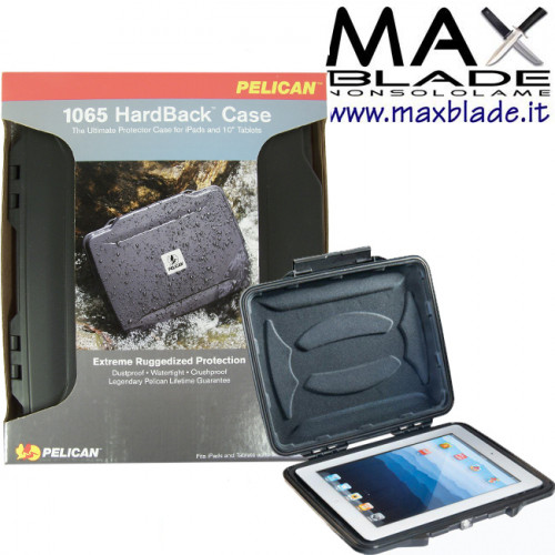 PELICAN HardBack 1065 case Porta iPad