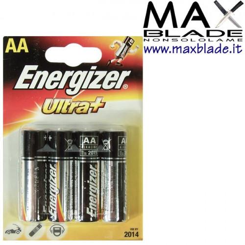 ENERGIZER Batterie Alcaline AA 1,5 V
