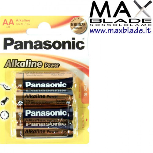 PANASONIC Batterie AA 1,5 V