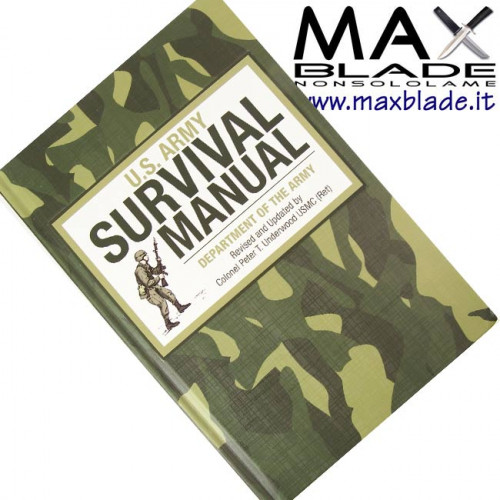 MANUALE Sopravvivenza U.S. Army Survial