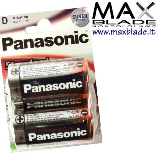 PANASONIC Batterie D 1,5 V