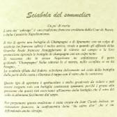 VIPER Mathusalem Sciabola del Somelier